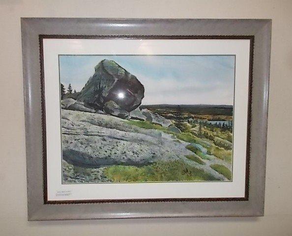 Nova Scotia Barrens By Stephen Rhude
