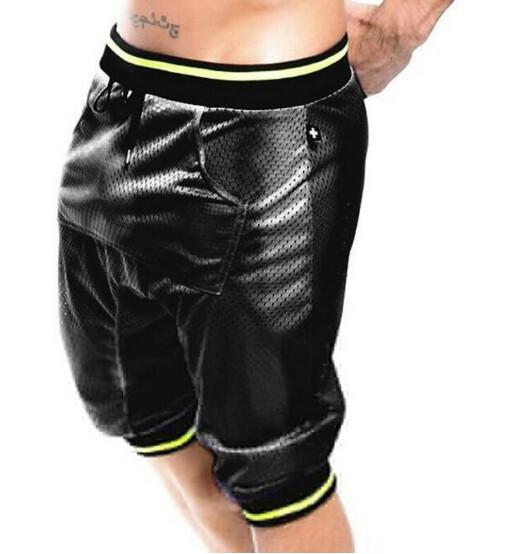 Short Jogger Harem Pants Ropa Corean Korean Style
