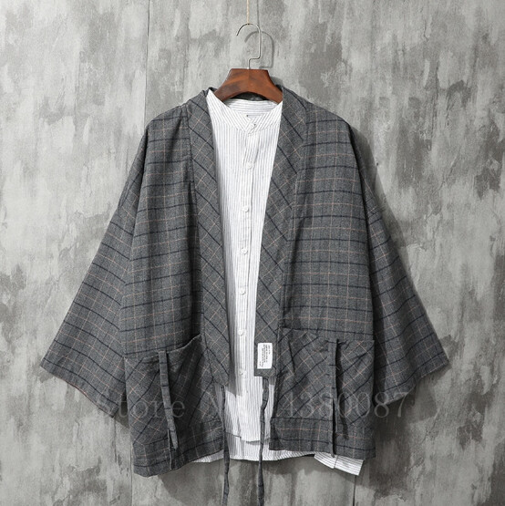 Hip Hop Cardigan Jacket  Ropa Coreano Korean Style