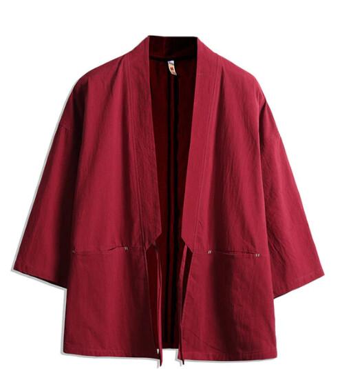 Kimono Damurai Streetwear Korean Style