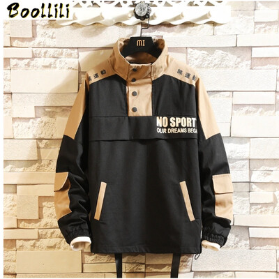 Jacket Cardigan Hombre Korean Style