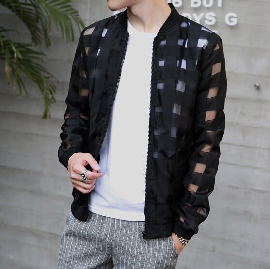 Jacket Bomber Hombre Korean Style