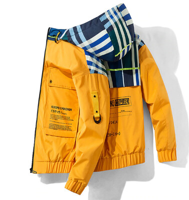 Chaqueta Jacket Hombre Korean Style