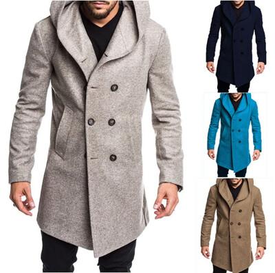 Abrigo Chaquetes Hombre Korean Style