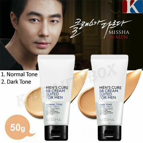 MISSHA For Men Cure BB Cream Suited 45g