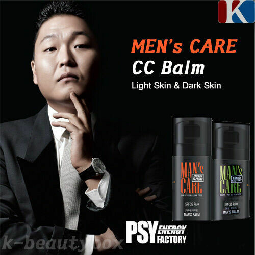 HOMME BB CREAM All-In-One Energy Factory Men's Balm SPF35