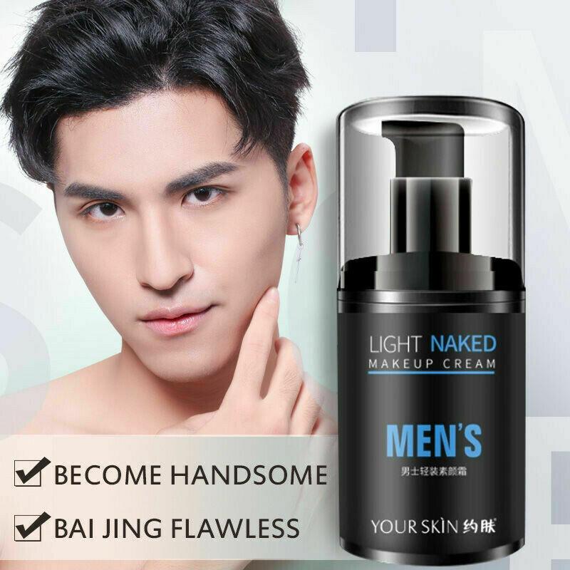 Men's acne whitening cream moisturizing and brightening