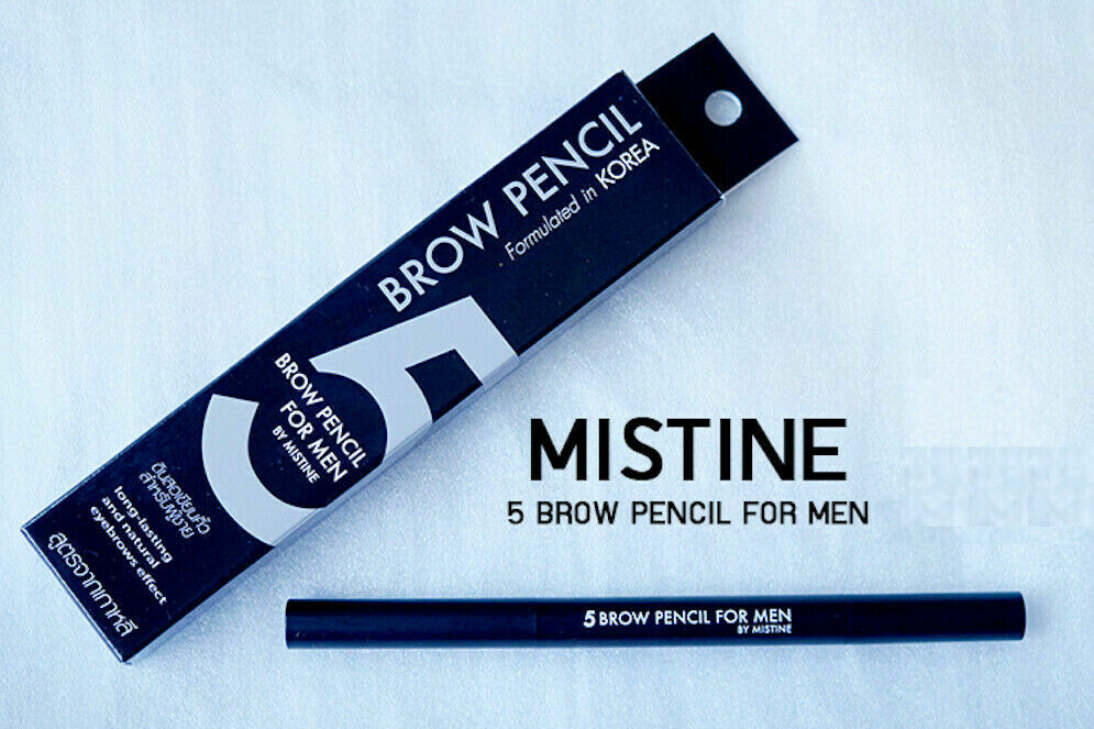 MISTINE 5 BROW PENCIL FOR MEN
