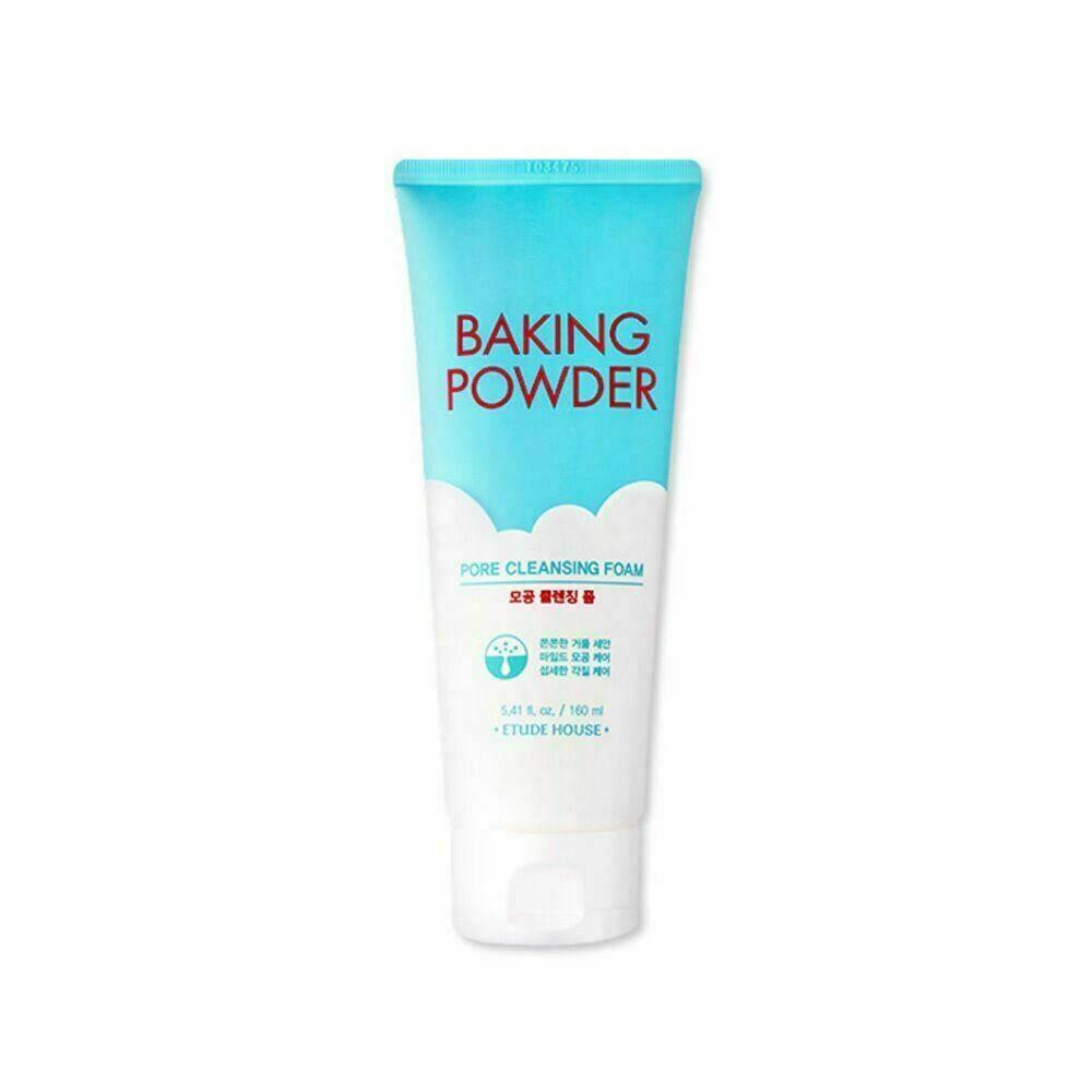 [Etude House] Baking Powder Pore Cleansing Foam 160ml