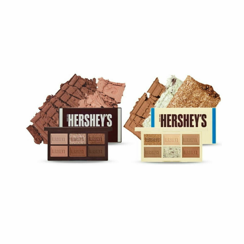 [ETUDE HOUSE] HERSHEY'S Play Color Eyes Palettes - 4.8g