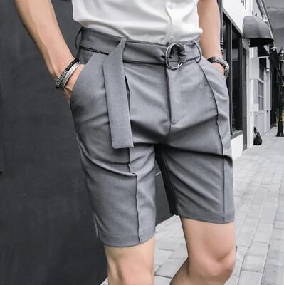 Pantalones Británicos de Verano para Hombre