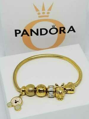Bracelet Pulsera Compatible  Disney 2020