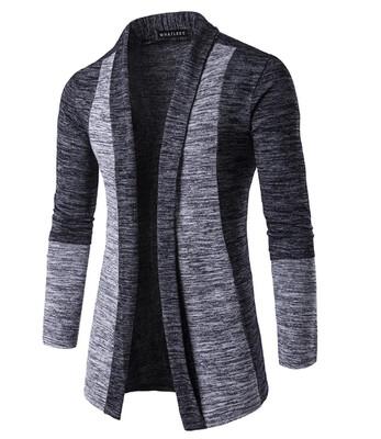 Cardigan Sweater Men Casual Mens