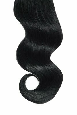 Hand Tied Weft Hair Extensions (8 Bundles) #1