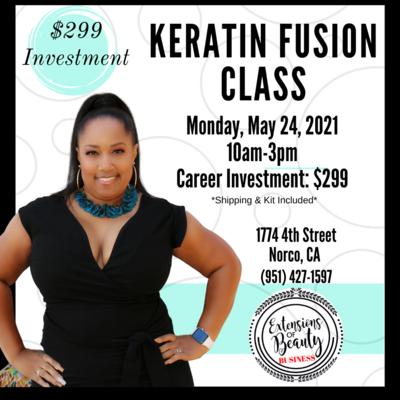 Keratin Fusion Class