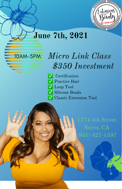 Microlink Extension Class