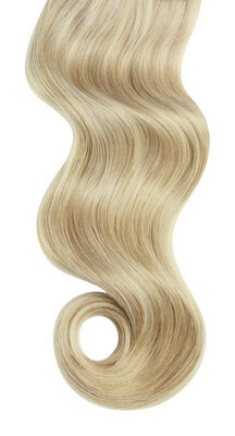 Hand Tied Weft Hair Extensions(8 Bundles) #14.24