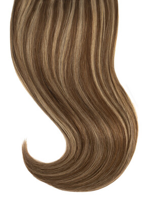Hand Tied Weft Hair Extensions (8 Bundles) #4.27