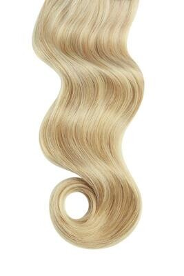 Hand Tied Weft Hair Extensions (8 Bundles) #F18.22