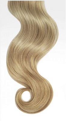 Hand Tied Weft Hair Extensions (8 Bundles) #27.613