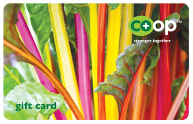 Co-op Gift Card