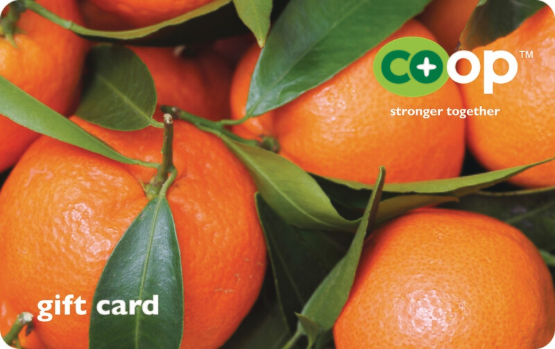 Co-op Gift Card