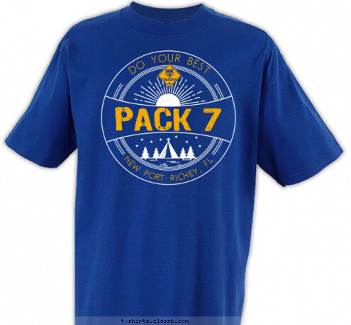 YOUTH Pack T-Shirt