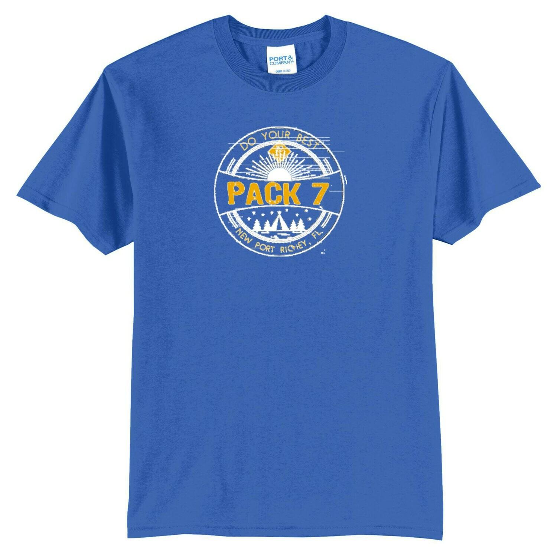 ADULT Pack T-Shirt (5XL, 6XL)