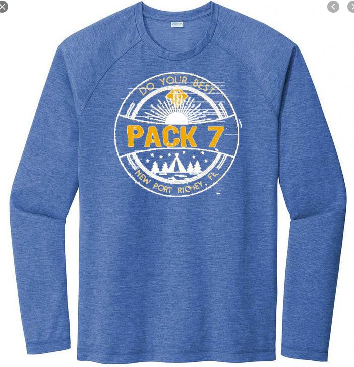 ADULT Pack Long Sleeve T-Shirt (S-4XL)