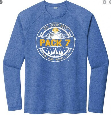 ADULT Pack Long Sleeve T-Shirt (S-4XL)