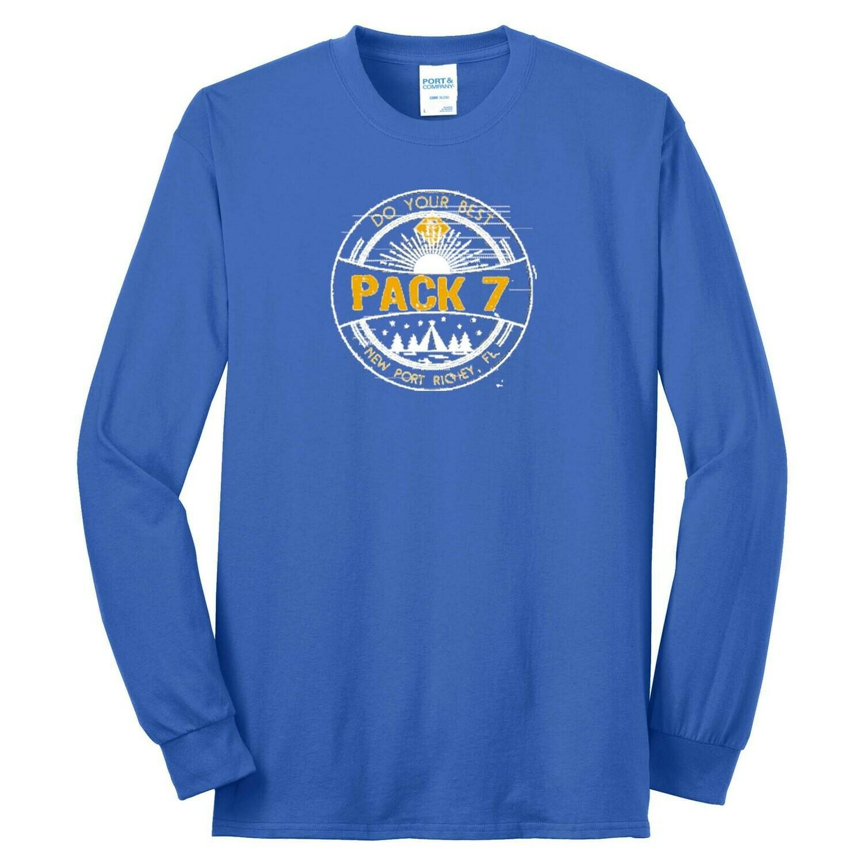 ADULT Pack Long Sleeve Shirt (5XL, 6XL)
