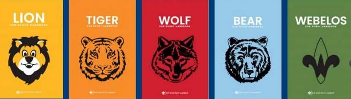 Cub Scout Handbook 2021-2022