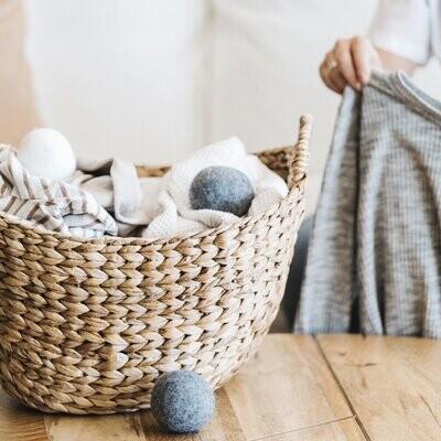 Bulk dryer balls