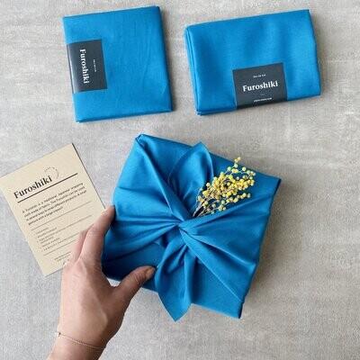 Blue Lapis Furoshiki