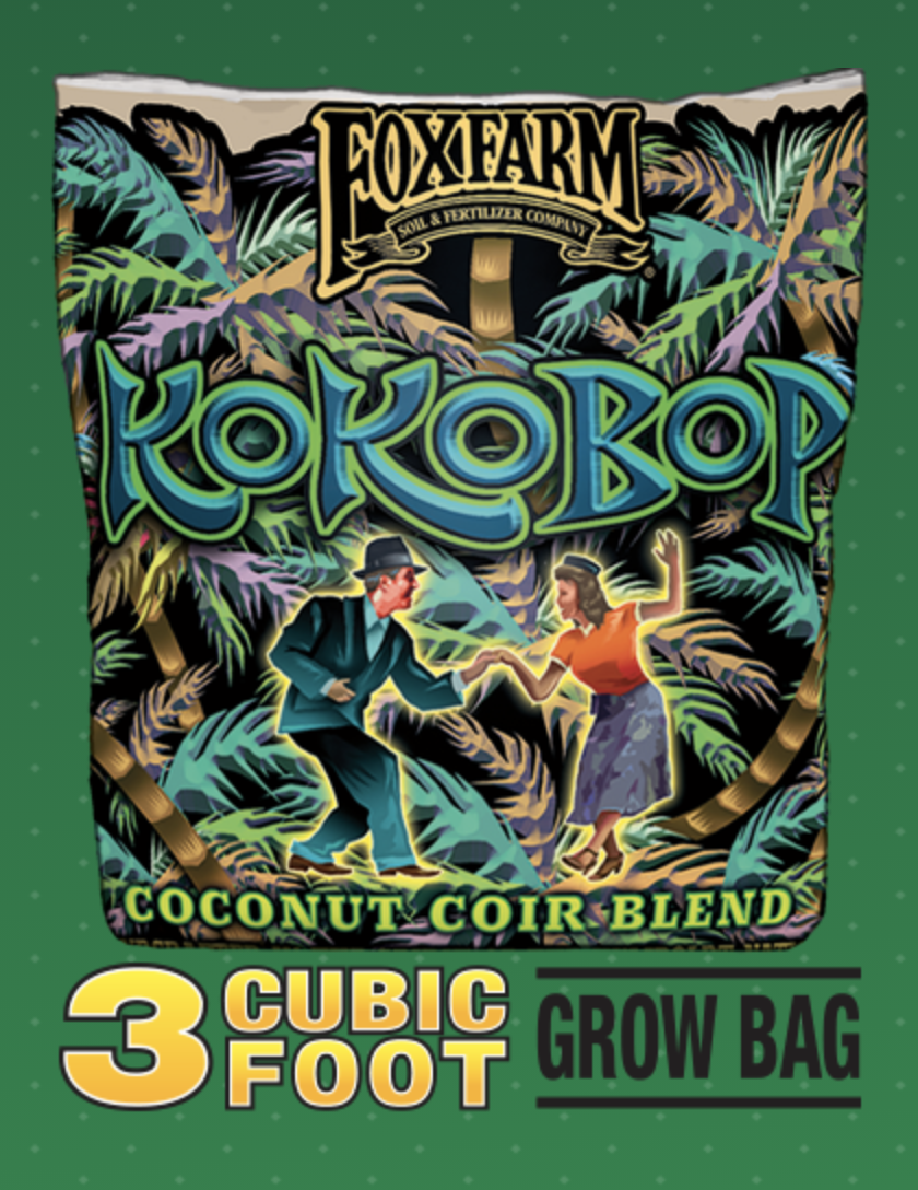 KO KO BOP® COCONUT COIR BLEND GROW BAG