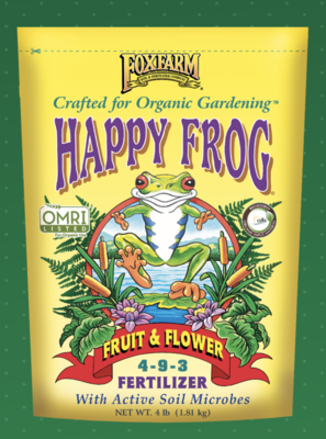HAPPY FROG® FRUIT & FLOWER