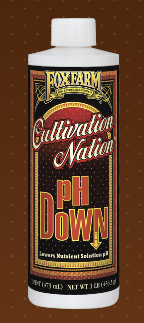 CULTIVATION NATION® PH DOWN