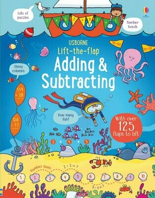 Lift-the-flap - Adding & Subtracting
