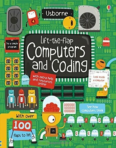 Lift-the-flap - Computers and Coding