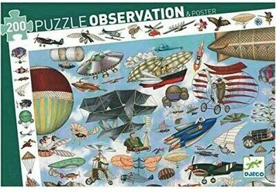 Observation Aero Club 200