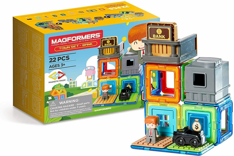 Magformers Town Set