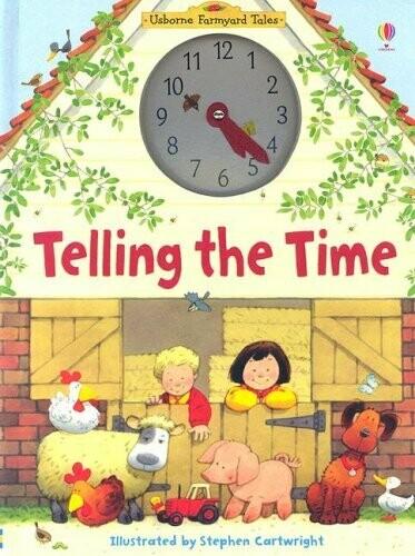 Poppy & Sam Telling Time