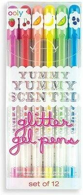 Yummy Yummy Glitter Gel Pens