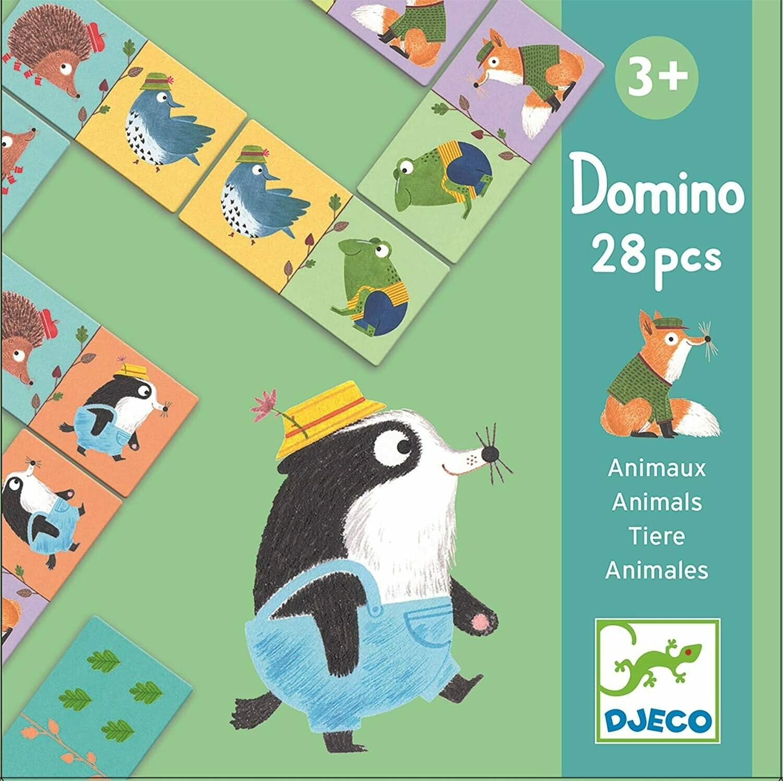 Animals Domino