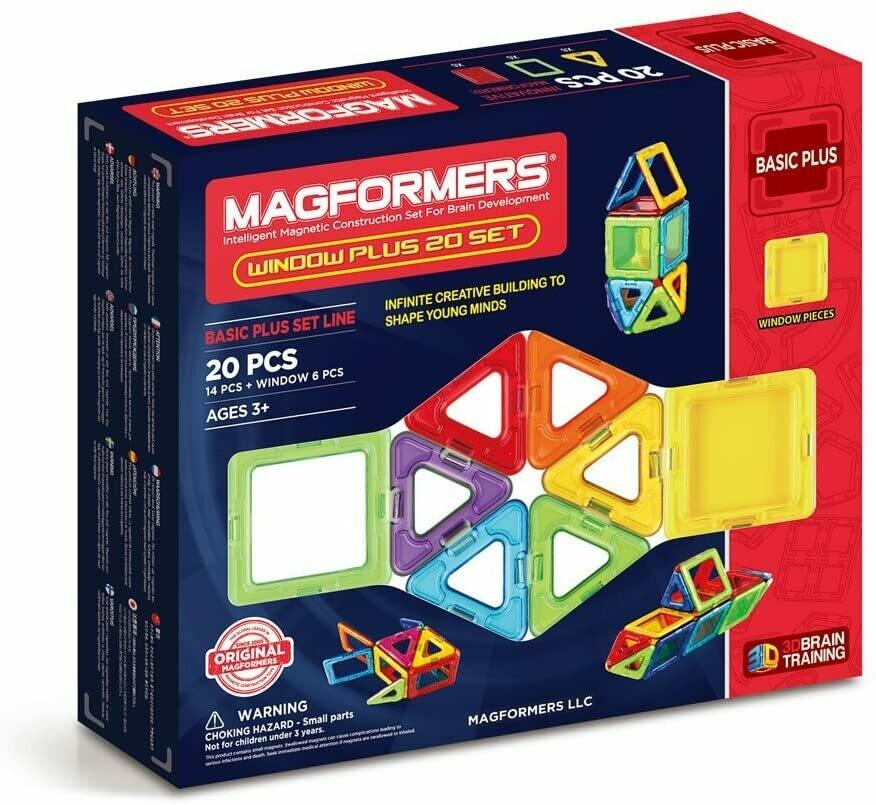 Magformers Window Plus 20 Set