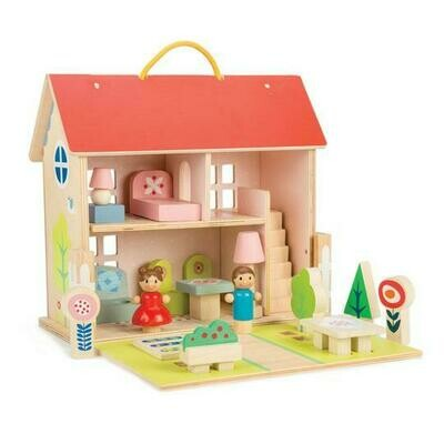 Carried Away Doll House
