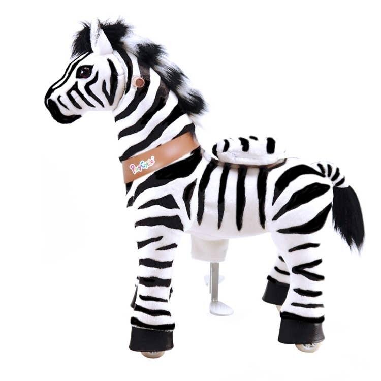 Ponycycle Zebra
