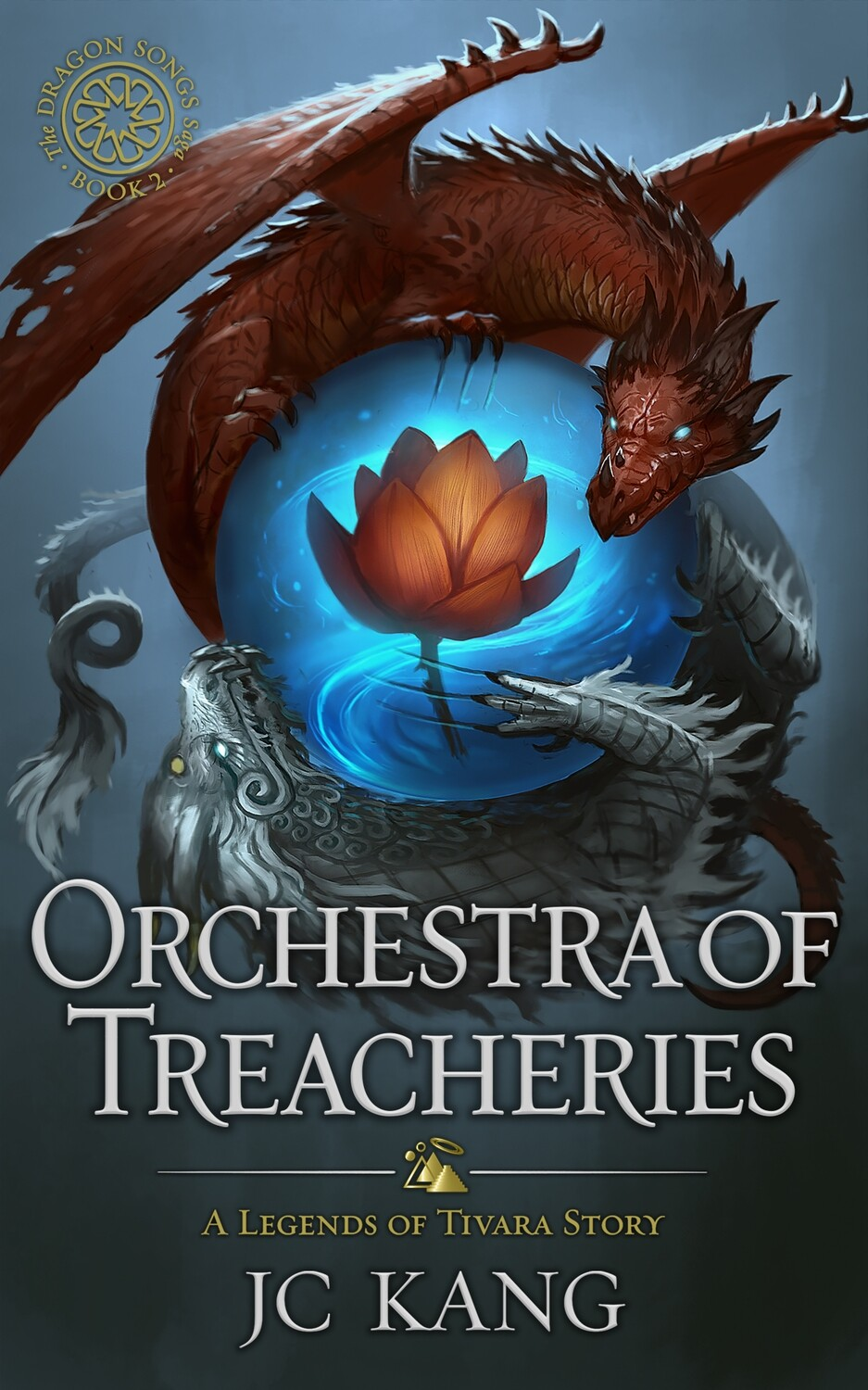 SIGNED Paperback 1st Edition Orchestra of Treacheries