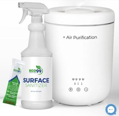 Immuno 2.0 Pro - Sanitizing Diffuser