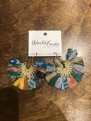 Chandeler Ornamental Earrings